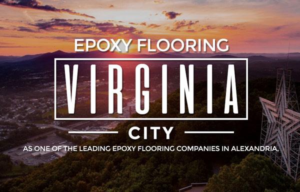 Epoxy Flooring Alexandria